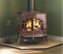 The Napoleon 1600C comes with classic European styling for an elegant look in your small to medium size cabin heating from 500-1,500 Sq. Ft.