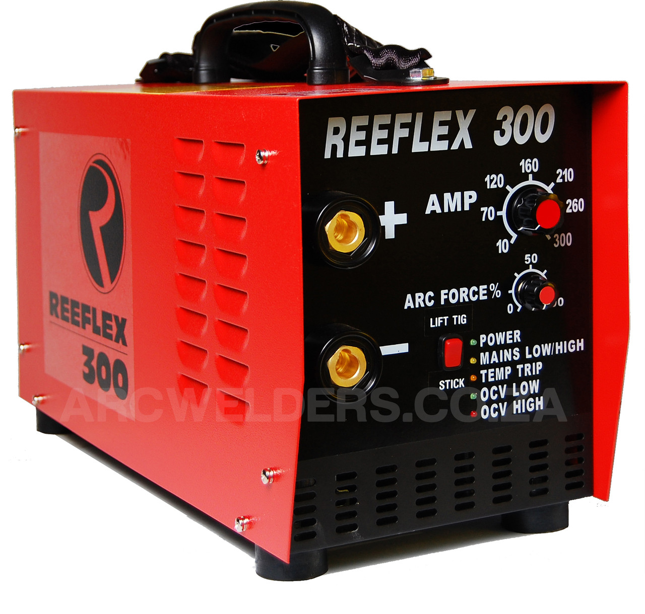 Reeflex 300amp Arc Inverter Welder 100% Duty Cycle