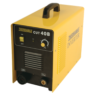 The Thermamax Cut 40B Plasma Cutter is capable of cutting up to 10mm steels and 5mm stainless.