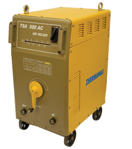The Thermamax TSA 500 Arc Welder is a transformer based welder, ideal for the manufacturing and mining industry.