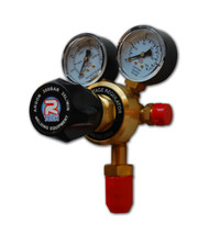 R-Tech Argon CO2  Oxygen Gas Regulator