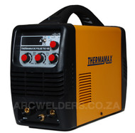 Thermamax 160i DC TIG with Pulse