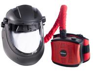 Weltek Navitek Clear Visor Air Fed Protective Helmet