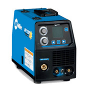 Miller MPI 220P Multi Process Pulse Mig Welder Deluxe Aluminium Package with MMT27 Torch Set for Aluminium, 220v