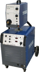 TecArc OPTeARC EMIG SYNERGIC 2 PULSE 400A 400V BRITISH MADE Transformer Based