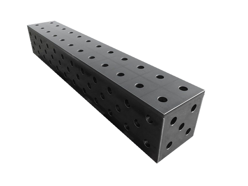Modular Welding Connection Block  1000 x 200 x 200 for Welding Table