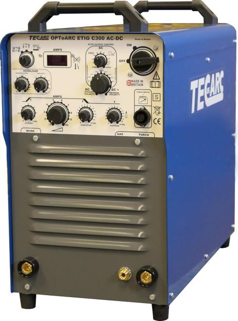 TecArc TIG 200A AC/DC Welder