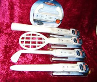 Wii SPORTS ACCESSORY SET 5 Piece Remote Nintendo Video Game New z
