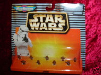 Star Wars Micro Machines Figures JAWAS New in Package