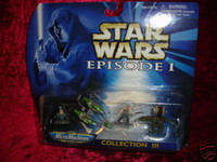 Star Wars Episode I MICRO MACHINES COLLECTION III NOC z
