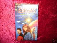 Star Trek Next Generation NOVEL #21 CHAINS of COMMAND Book z