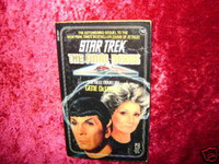Star Trek Novel #43 THE FINAL NEXUS Z