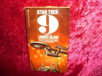 Star Trek 9 Original TV Series EPISODES ADAPTATIONS z