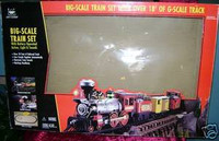 New Bright BOX ONLY for UNION PACIFIC TRAIN UP G RARE Z