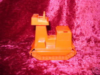 Major Matt Mason CAT TRAK VEHICLE ORANGE Excellent z