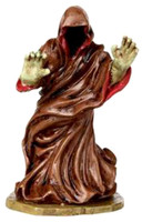 Lemax 02778 CREEPY FACELESS GHOUL FIGURE Spooky Town Halloween Decor bcg
