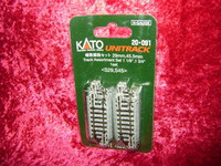 "Kato 20091 N UNITRACK TRACK ASSORTMENT 1-1/8"" 1-3/4"" z"