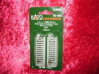 "Kato 20045 N UNITRACK 2 SNAP TRACK CONVERSION 2-7/16"" z"