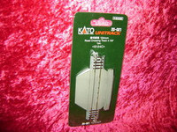 "Kato 20021 N UNITRACK ROAD CROSSING TRACK 4-7/8"" Train Rerailer New z"