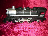 EZTEC LOCOMOTIVE R/C Rio Grande Train Scientific G z