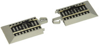 Bachmann 44591 HO E-Z Track HAYES BUMPERS NS bcg