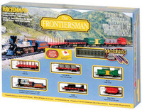 Bachmann 24006 N FRONTIERSMAN TRAIN SET CP z