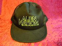 ALIEN NATION HAT Adjustable Excellent Condition