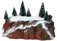Lemax 81016 SMALL VILLAGE DISPLAY PLATFORM Christmas Landscape Accessory S O Scale bcg