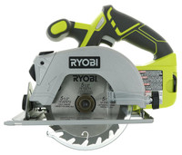 Ryobi P506 18V One+ CIRCULAR SAW 5 1/2 Inch Cordless Power Tool Only with Laser Guide bcg