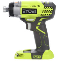 Ryobi P236 18V IMPACT DRIVER One+ 1/4 Inch Lithium Ion Cordless Tool Only bcg