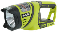 Ryobi P704 18V WORKLIGHT One+ Lithium Ion Cordless Flashlight Tool Only bcg