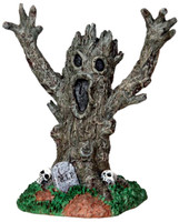 Lemax 43061 SPOOKY TREES MONSTER Spooky Town Table Accent Halloween Decor S O bcg