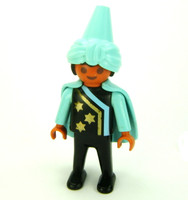 Playmobil 3839 Wizard's Workshop Part APPRENTICE BOY FIGURE NO STAR Knights bcg