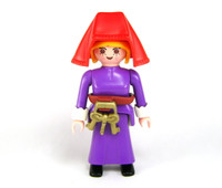 Playmobil 3666 Castle Parts FIGURE PRINCESS CHASTITY NWC Kings Medieval Knights bcg