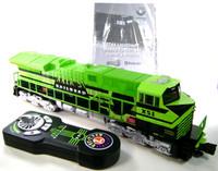 Lionel ET44 LIONCHIEF DIESEL ENGINE AREA 51 2023050 Alien O Scale R/C Train bcg