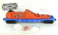Lionel US COAST GUARD OPERATING RADAR CAR O/O27 Scale Train Brand New Mint bcg