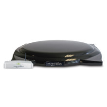 KVH T 01-0385-02 TracVision A9  In-Motion Satellite TV Antenna System w/IP-Enabled TV-Hub