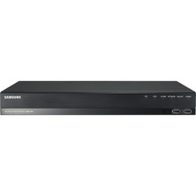 Samsung 4CH NVR Network Video Recorder w/PoE Switch - 2 TB Hard Drive