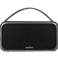 Veho 2.0 Speaker System - 20 W RMS - Portable - Battery Rechargeable - Wireless Speaker(s)