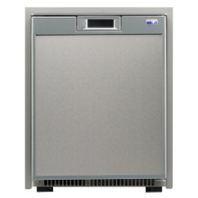 Norcold NR740SS 1.7 Cubic Feet AC/DC Marine Refigerator - Stainless Steel  (F/boats, vans, trucks, RV's, specialty vehicles)