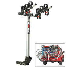 ROLA Bike Carrier - TX w/Tilt - Hitch Mount - 3-Bike