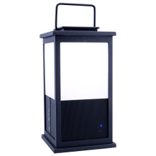 iLive ISBW326B Wireless Water-Resistant Outdoor Lantern Speaker