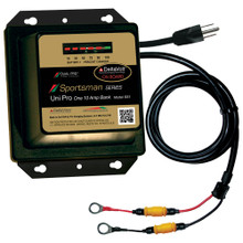Dual Pro Sportsman Series Battery Charger SS1 - 10A - 1-Bank - 12V