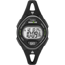 Timex IRONMAN Sleek 50 Mid-Size Silicone Women's Watch
