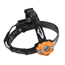 Princeton Tec Apex 350 Lumen Rechargeable LED Headlamp - Orange