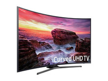 "Samsung 55"" MU6490 Curved 4K UHD Smart LED TV  2160p"