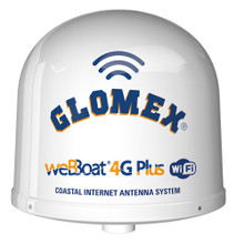 Glomex weBBoat 4G Plus Internet Cellular Antenna - South America IT1004PLUS/EU