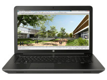 "HP ZBook 17-G3 Mobile Workstation 17.3"" Intel i7-6700HQ  8GB 256GB 2.6 GHz"