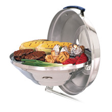 "Magma Marine Kettle Charcoal Grill 17"" w/Hinged Lid -Case of 3 (A10-114CASE)"