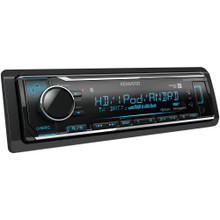 Kenwood KMM-BT522HD Single-Din In-Dash Digital Media Receiver w/ Bluetooth, HD Radio & SiriusXM Ready